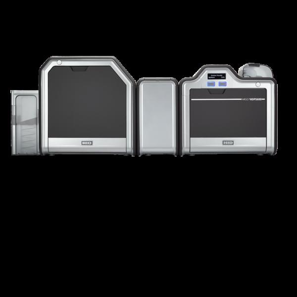 Fargo HDP5600 Retransfer ID Card Printer