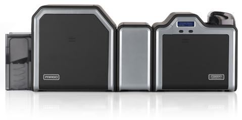 Fargo HDP5000 Card Printer Laminator