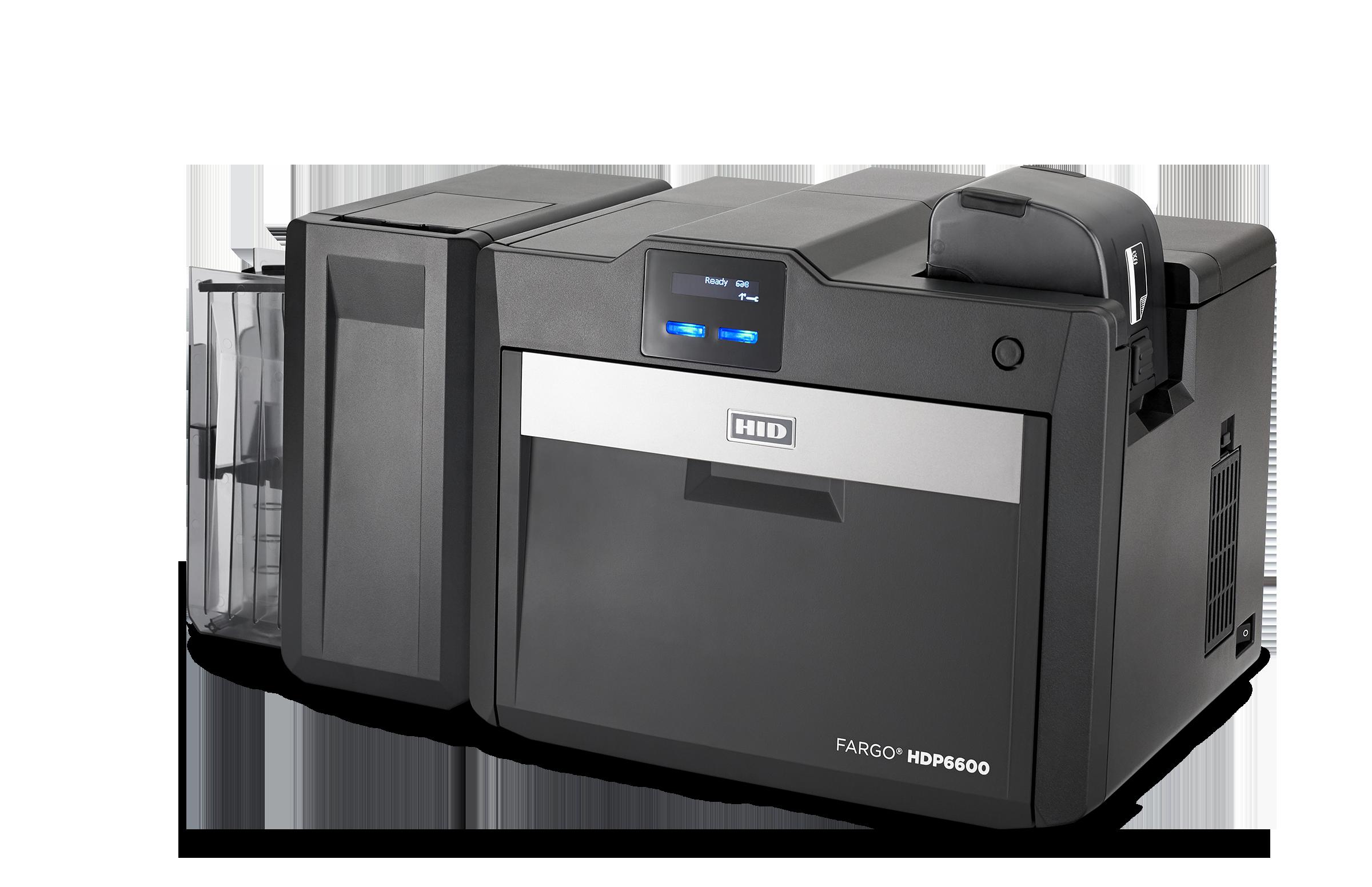 Fargo HDP6600 ID Card Printer