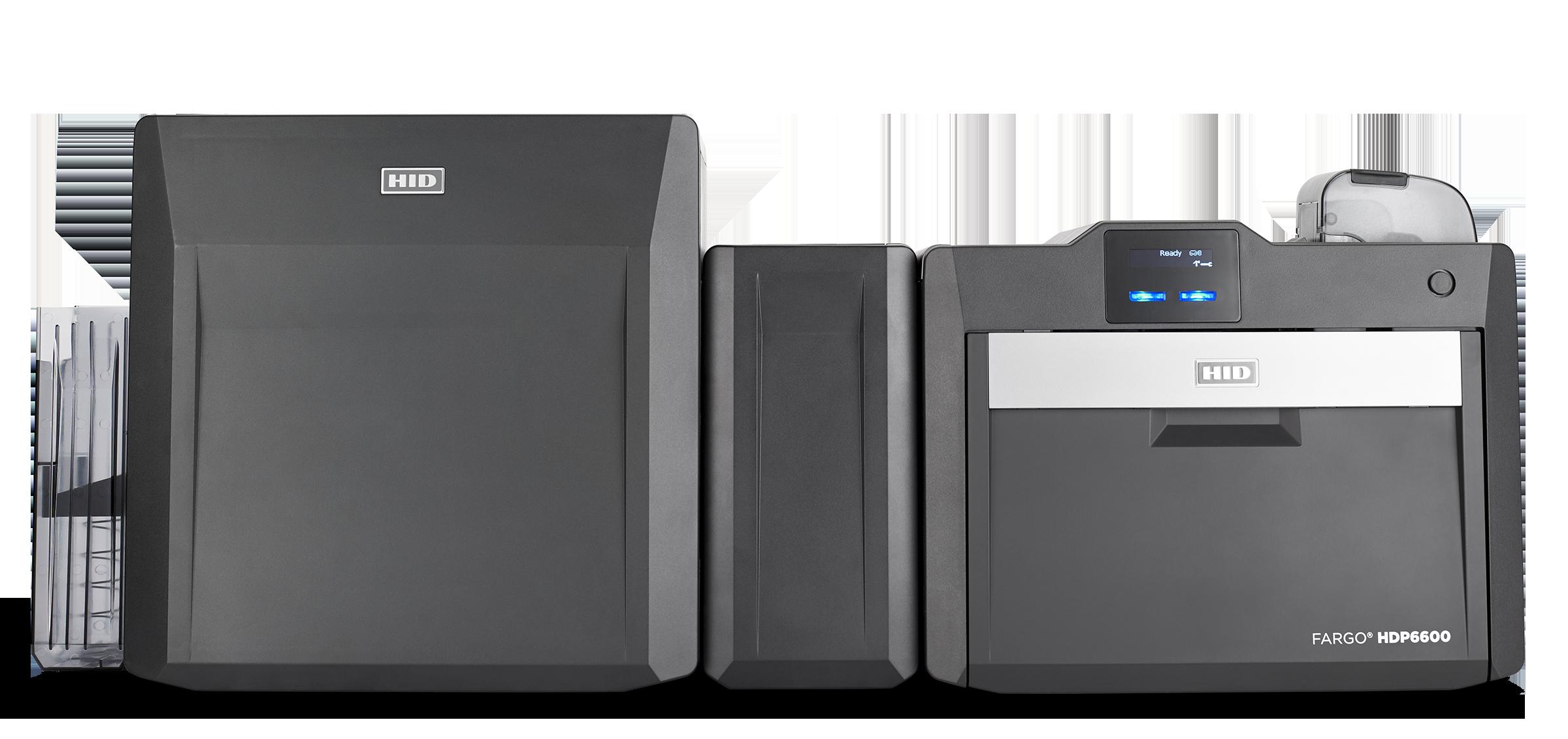 Fargo HDP6600 Printer and Laminator